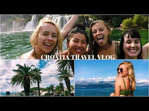 WEEKEND IN CROATIA | Study Abroad Vlog 3
