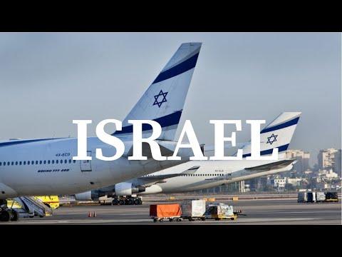 🇮🇱 VIAJANDO A ISRAEL. 🛫🌍
