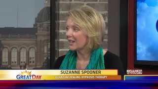 Sheree Clark Joins Suzanne Spooner to talk about QHHT Hypnosis 3-15-15