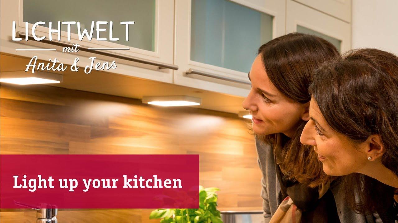 Tipps für deine Küchenbeleuchtung - YouTube