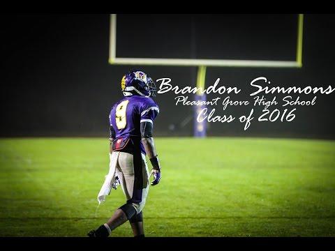 Running Back Brandon Simmons(2009 Yards in 2015 Season)