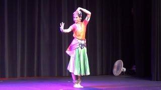 Bharatanatyam Padam (Arputha Sirpi) - TFA Navarathri 2014