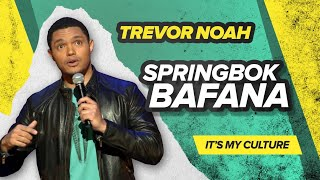 """Springbok Bafana"" - Trevor Noah - (It's My Culture) LONGER RE-RELEASE"