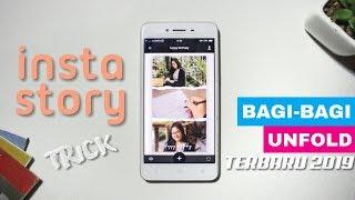 Gambar cover Insta story trick, dan free download UNFOLD FULLPACK terbaru