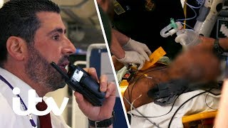 Drama in Departures After a Cardiac Arrest | Heathrow Britain's Busiest Airport