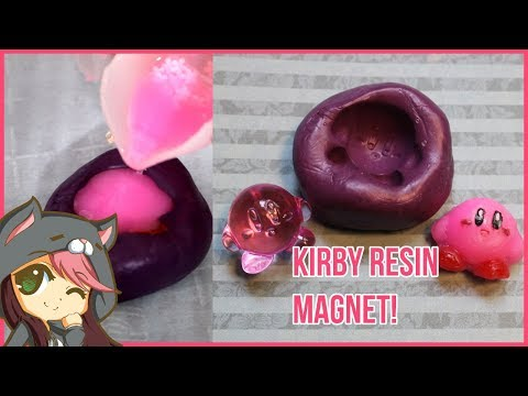 Watch Me Resin with The Elves Box | Kirby Magnet Maker