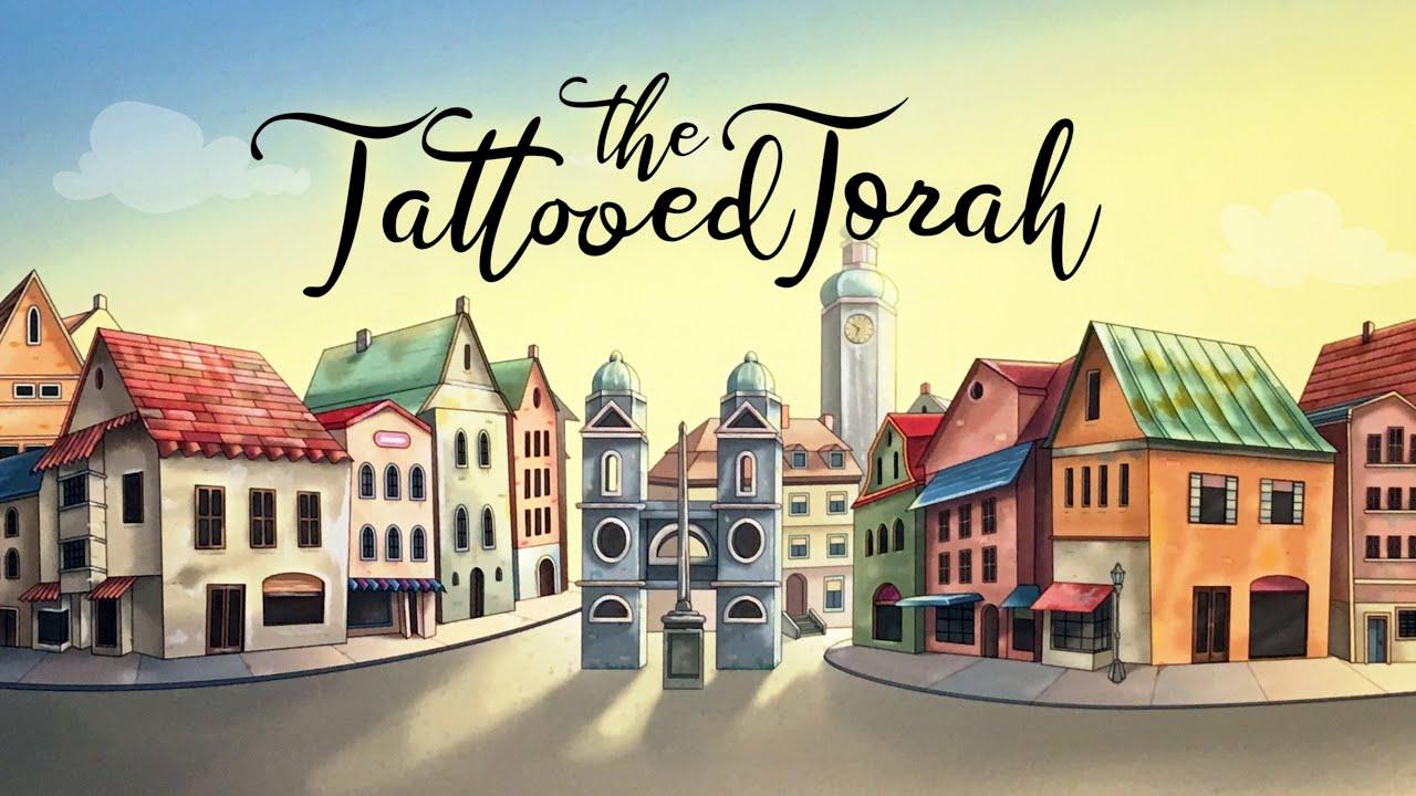 The Tattooed Torah (Trailer)
