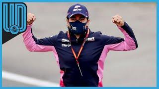 El mexicano de Racing Point comentó que su futuro no se ha definido, pero hay avances en las negociaciones
