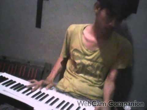 Keyboardist Indonesian Amatiran ( A-six band Pekalongan ) AzmY M.F