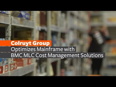 Customer Testimonial: Colruyt Ensures Mainframe Optimization With BMC Solutions