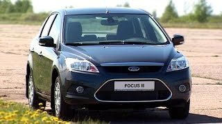 Ford Focus II и конкуренты Kia, Renault, VW, Skoda