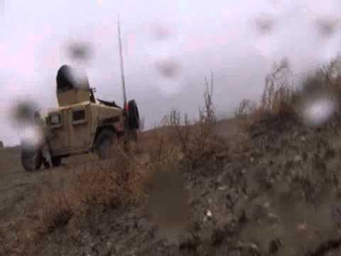جنگ شدید با طالبان در منطقه خوگیانی ولایت غزنی به تاریخ 12/12/1394  محمدکاظم رسولی thumbnail