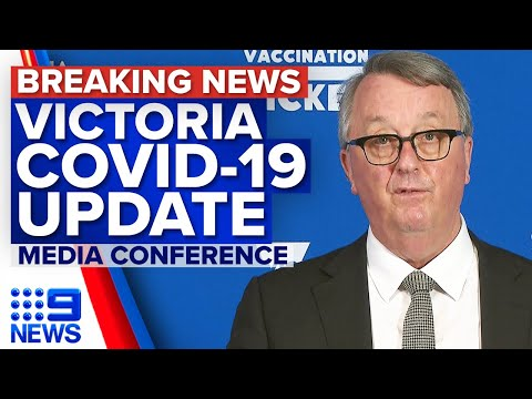 Victoria records 1571 new local COVID-19 cases and 13 deaths   Coronavirus   9 News Australia