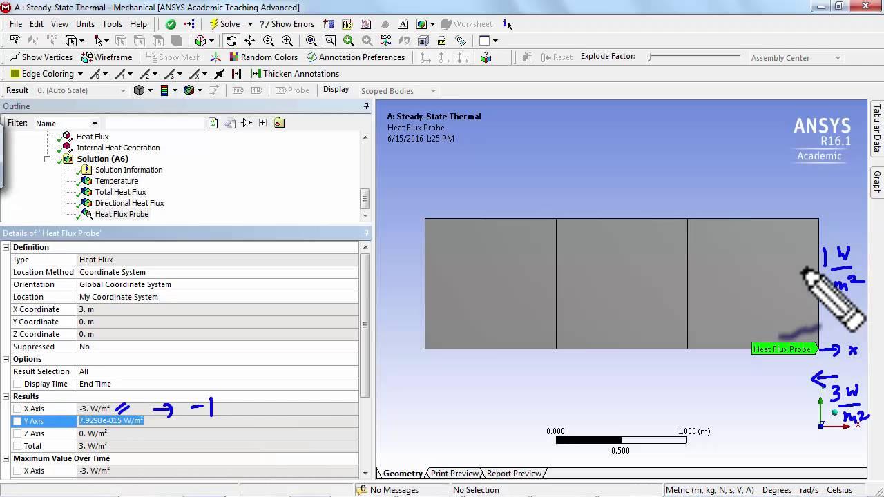 Simulation MOOC: 2D Conduction HW Comments