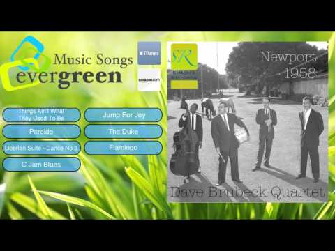 Dave Brubeck Quartet Newport 1958  Remastered Full Album