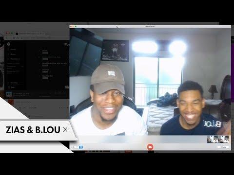 Zias & B Lou React To Lil Baby, Playboi Carti, + More -Episode 01 | ZIAS & B LOU
