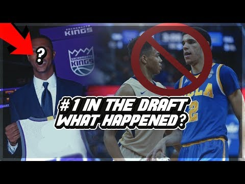 Kings ROOKIE Was BETTER Than LONZO & FULTZ! #1 PLAYER In The 2017 NBA Draft? WHAT HAPPENED TO HIM!?
