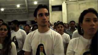 Ladainha de Todos os Santos - Missa da Vigilia Pascal - 07/04/2012