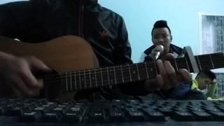Ngại yêu - cover guitar ngẫu hứng