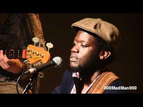 Michael Kiwanuka - Rest - HD Live at La Cigale, Paris (4 Apr 2011)