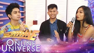 Mindanao contender Dexter shares his interest in 'supernatural beings' | Showtime Online Universe
