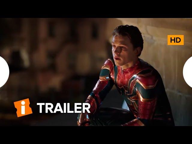 Homem-Aranha - Longe de Casa | Trailer 2 Dublado
