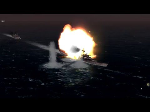 Let's Play Atlantic Fleet Campaign. Part 19.