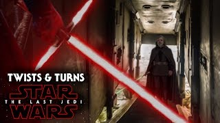 Star Wars The Last Jedi Twists & Turns More Shocking Than Empire Strikes Back!