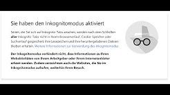 Anonymität im Internet