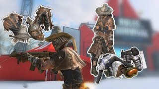 Hitman Here!! Getting ScareCrow Outfit on Rules of Survival ! Can w...