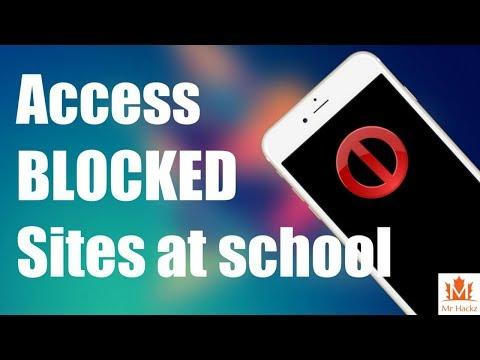 How To Unblock Blocked Websites On Android Phones In 2018   Mr Hackz