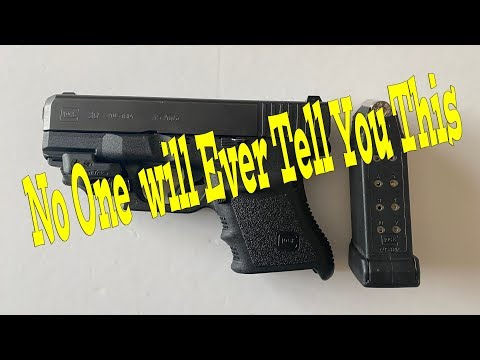 #1 Concealed Carry Tip 💀 That NO ONE will tell you! 👍
