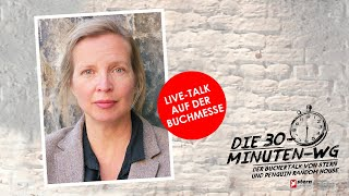 Jenny Erpenbeck über »Kairos«   Die 30-Minuten-WG   Frankfurter Buchmesse 2021