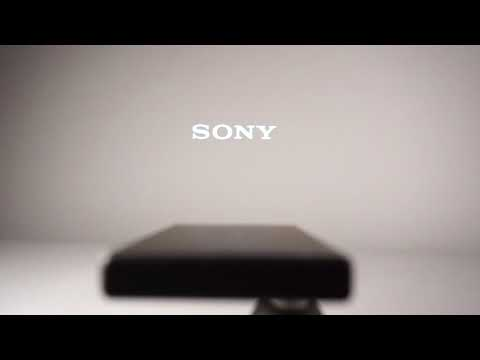 バッテリー内蔵モバイルプロジェクター ソニー「MP-CD1」の起動画面