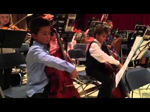 Alex cello 10/15/15 Webster ode to joy