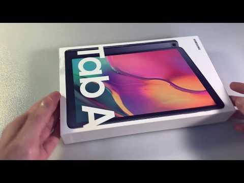 Обзор Samsung Galaxy Tab A 10.1 LTE 2019 (T515F)