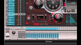 Ultrabeat Tutorial 2: (Sequencer 1/7)