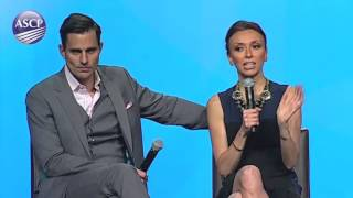 Giuliana and Bill Rancic Share Their Breast Cancer Story – ASCP 2012 Boston