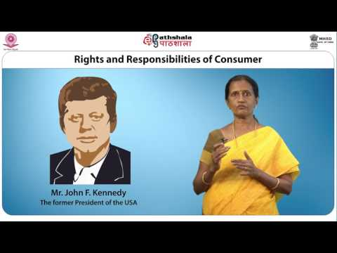 Consumer education, rights and responsilbilities, consumer co operatives