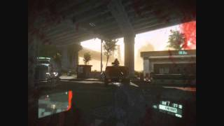 Crysis 2 PC Gameplay HD Mission: Road Rage