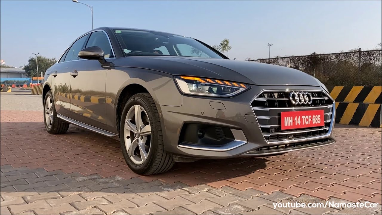 Audi A4 40 TFSI Technology- ₹46 lakh | Real-life review