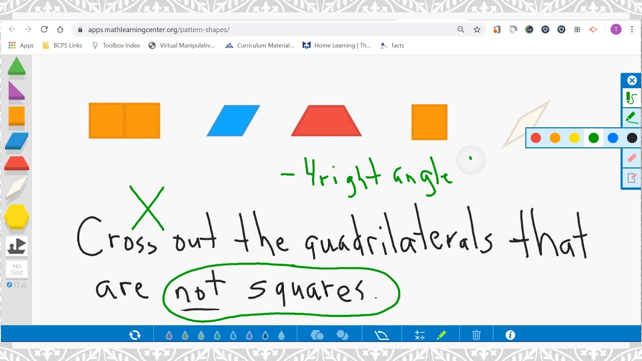 BCPS Teacher Lessons - Grade 3 Bridges Math 5-20-20mp4 ...