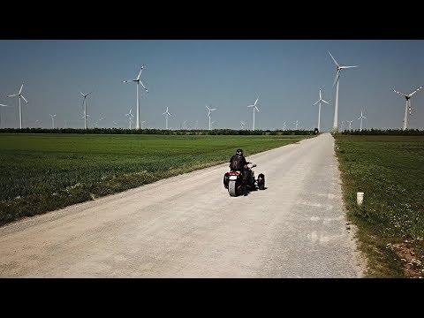 Drone-ing Wind Turbines, Austria