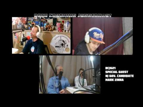 BCJ622   Special Guest   NJ Gov  Candidate   Mark Zinna