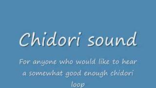 Chidori Looping Sound