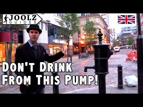 John Snow Pump - 50 things to see in London - London Guides