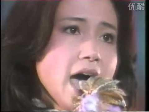 三木聖子   まちぶせ 1976