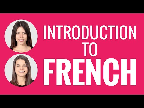 Introduction to French - Why Study French?