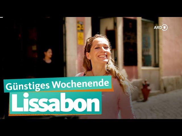 Städtetrip Lissabon | WDR Reisen