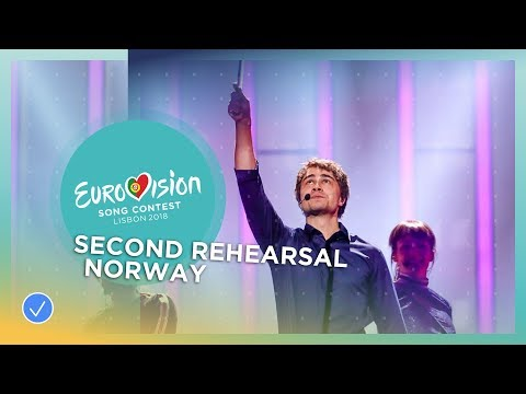 Alexander Rybak - That's How You Write A Song - Exclusive Rehearsal Clip - Norway - Eurovision 2018